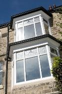 Bay windows pvc windows french doors double glazing for Energy efficient bay windows